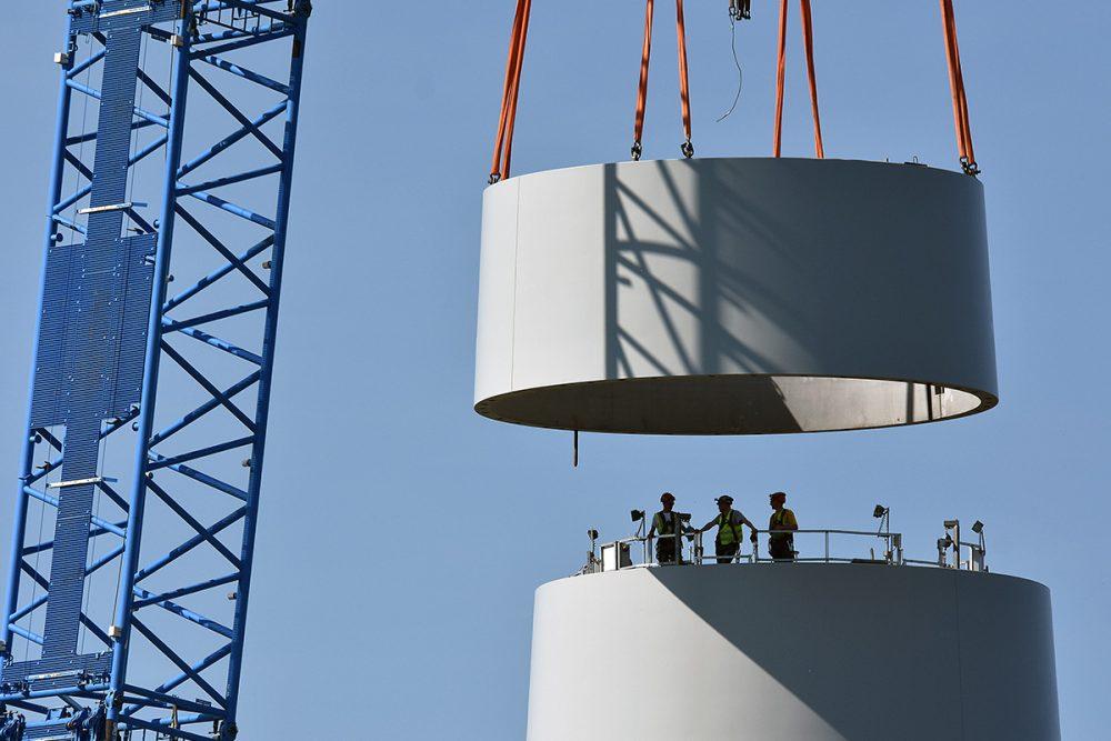 rüzgar türbini-avrupa birliği-çelik ithalatı-yenilenebilir enerji