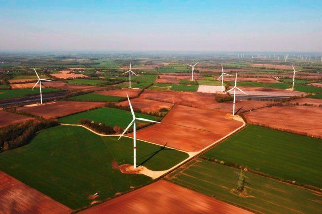 Nordex -Rüzgar türbinleri- Fábrica Argentina de Aviones