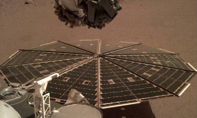 NASA, InSight, mars, rüzgar, ölçüm