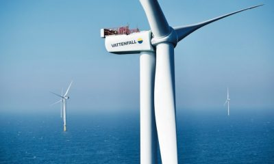 The largest offshore wind farm in Scandinavia