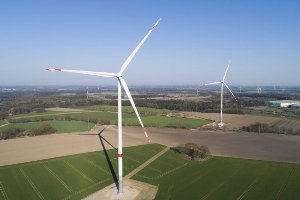 Nordex group, 2019yılında 21 ülkede 938 rüzgar türbini kurulumu yaptı