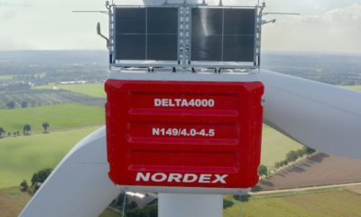 Nordex Group İsveç'te 48 MW'lık anlaşmaya vardı