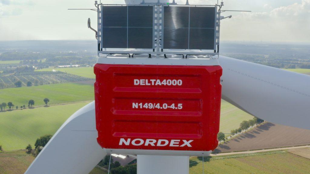 Nordex Group: Hollanda'da kurulu en büyük rotor çapına sahip kara türbini