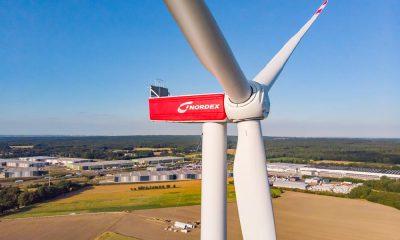 Nordex Group, 2020'nin ilk çeyreğinde 1,6 GW'dan fazla sipariş aldı